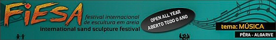 15de Internationaal Zandsculptuur Festival - FIESA 2017