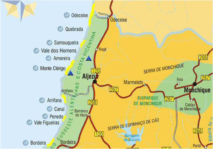 Algarve Tourist Guide  Beaches
