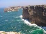 Cliffs near Sagres