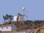 Algarve Windmühle