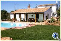 A Conquista, Ferienhaus mit Schwimmbad